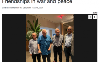 Friendships in war and peace | Applause | dailyitem.com